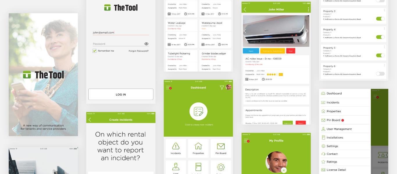 thetool_mobile_app_screens